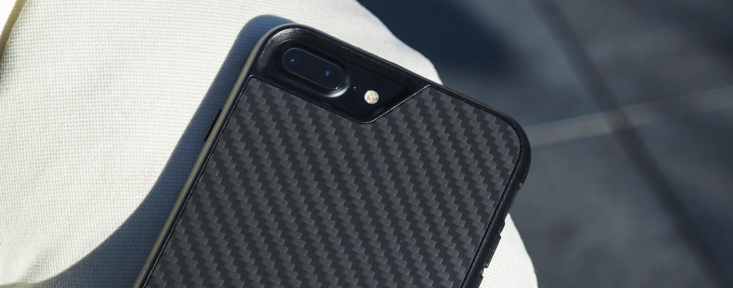 size 40 1e40a c5dfa Mous Limitless 2.0 Carbon Case iPhone 8 Plus/7 Plus/6(s) Plus