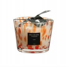 Baobab geurkaars coral Pearls max 10