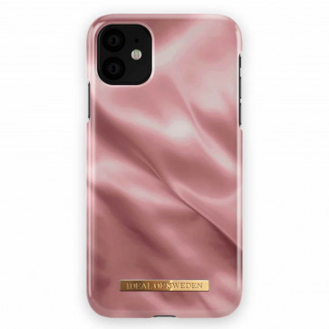 iDeal of Sweden Case iPhone 11 rose satin