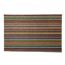 Chilewich deurmat Skinny Stripe bright multi