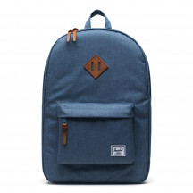 Herschel rugzak Heritage blue mirage crosshatch