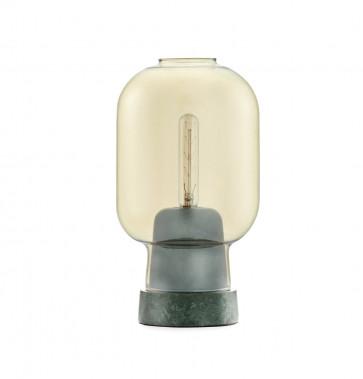 Normann Copenhagen Amp tafellamp goud/groen
