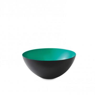 Normann Copenhagen Krenit schaal turquoise