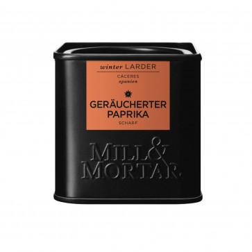 Mill & Mortar gerookte hete paprika