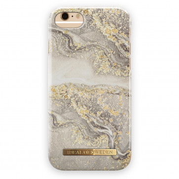 iDeal of Sweden Case iPhone 8/7/6(s) sparkle greige marble