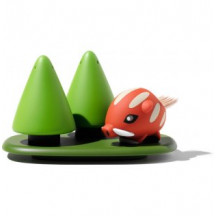 Alessi Forest Gump peper- en zoutset