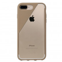 Native Union Clic Crystal iPhone 7 Plus taupe
