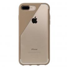 Native Union Clic Crystal iPhone 7 Plus taupe