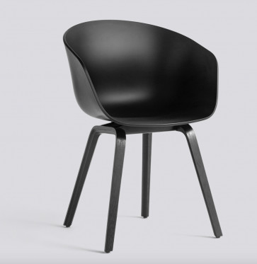 Hay About A Chair AAC22 soft black