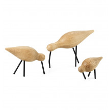 Normann Copenhagen shorebirds zwart