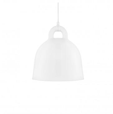 Normann Copenhagen Bell hanglamp small wit