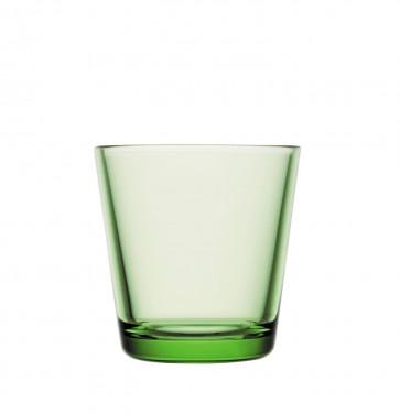 iittala Kartio glas appelgroen
