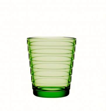 iittala Aino Aalto glas appelgroen