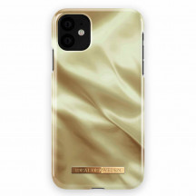 iDeal of Sweden Case iPhone 11 honey satin