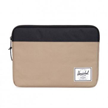 Herschel Anchor sleeve 13-inch MacBook Air/Pro Lead Green Black
