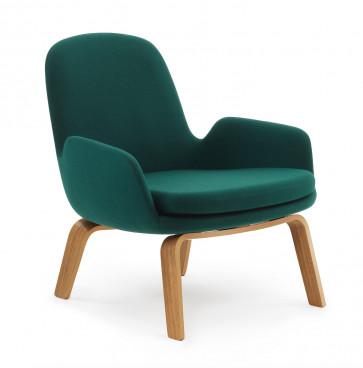 Normann Copenhagen Era Lounge Chair Low eik