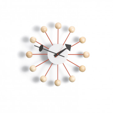 Vitra Ball Clock naturel