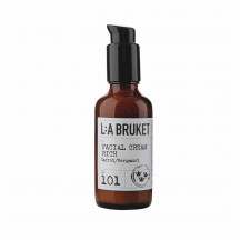 L:A Bruket 101 gezichtscrème wortel/bergamot 50ml