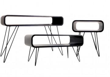 XLBoom Metro Tables zwart