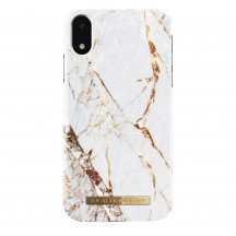 iDeal of Sweden Case iPhone XR carrara gold
