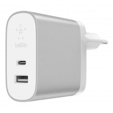 Belkin 27W BoostCharge USB-C + USB-A