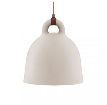 Normann Copenhagen Bell hanglamp medium sand