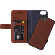 Decoded 2-in-1 Wallet Case iPhone 8/7/6(s) bruin