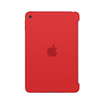 Apple iPad mini 4 silicone case rood