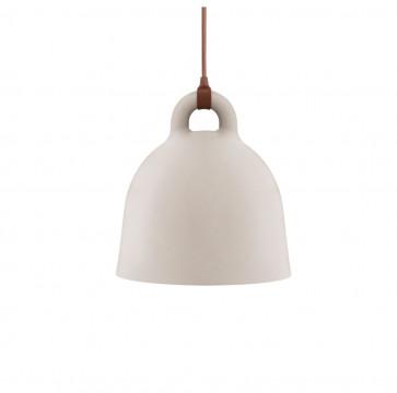 Normann Copenhagen Bell hanglamp small sand