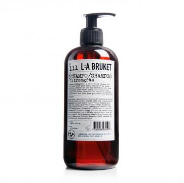 L:A Bruket shampoo 111 citroengras