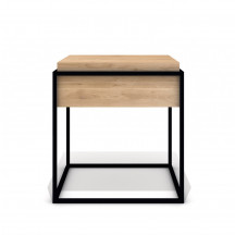 Universo Positivo Monolit Side Table small zwart
