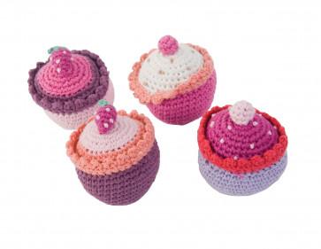 Sebra cupcakes
