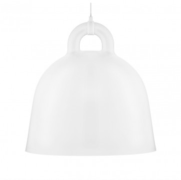 Normann Copenhagen Bell hanglamp large wit