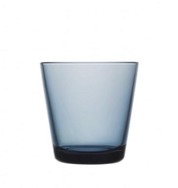 iittala Kartio glas regenblauw