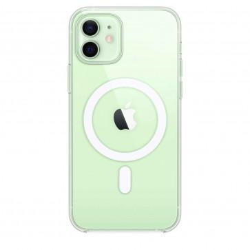 Apple iPhone 12 mini Clear Case met MagSafe