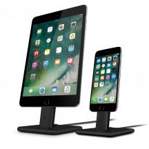 Twelve South HiRise 2 Deluxe iPhone iPad iPod Lightning dock zwart