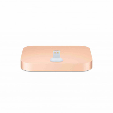 Apple iPhone Lightning Dock goud