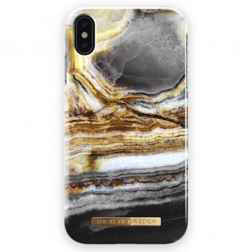 iDeal of Sweden Case iPhone XS Max outer space agate
