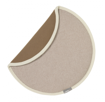 Vitra zitkussen Seat Dot crème/zandkleur