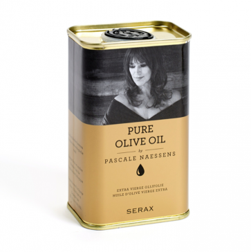 Pure Olive Oil by Pascale Naessens