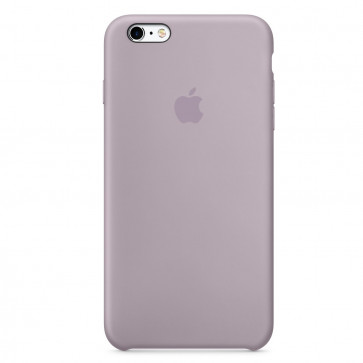 Apple iPhone 6s Plus silicone case lavendel