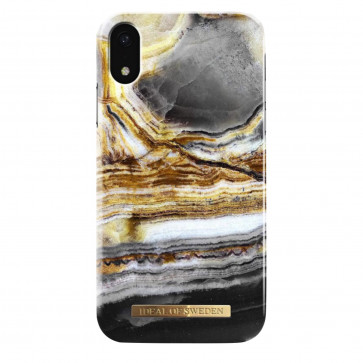 iDeal of Sweden Case iPhone XR outer space agate