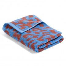 Wrong for Hay it-he-she handdoek blauw/kaneel