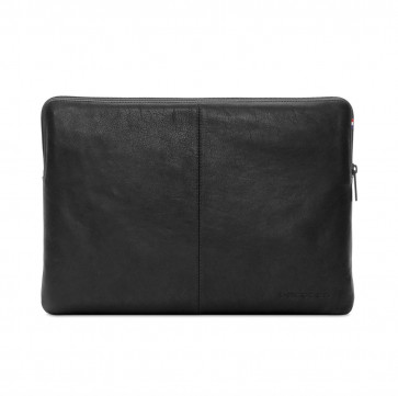 Decoded Leather Slim Sleeve 13-inch MacBook Air/ Pro (Retina) zwart