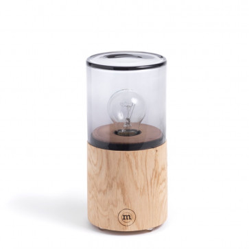 The Oak Men Lantern Lamp