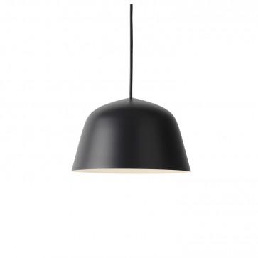 Muuto Ambit hanglamp Ø25 zwart
