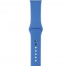Apple Watch sportbandje koningsblauw