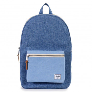 Herschel rugzak Settlement limoges crosshatch/chambray