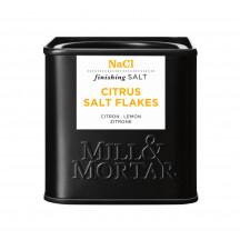 Mill & Mortar zout met citrusolie