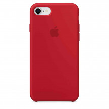 Apple iPhone 8/7 siliconenhoesje PRODUCT(RED)